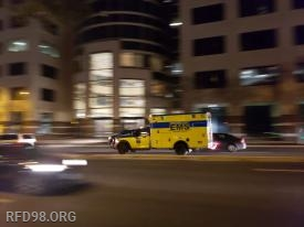 No trip would be complete without snapping a photo of the local EMS organization of Austin-Travis County EMS